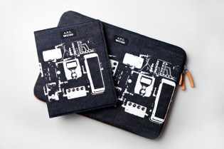 A.P.C. x Incase Capsule Collection