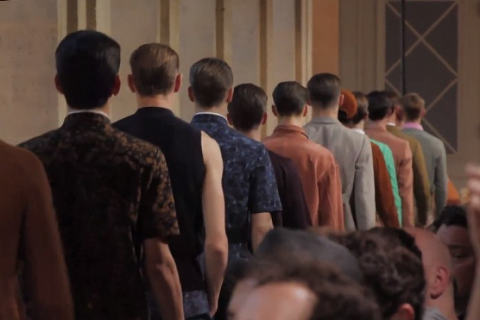 Acne 2012 Spring/Summer Runway Video
