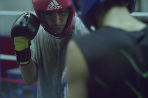 adidas is all in: Boxing by Romain Gavras