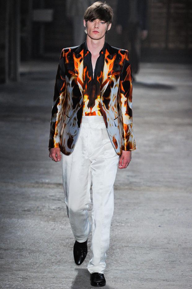 alexander mcqueen 2012 springsummer collection