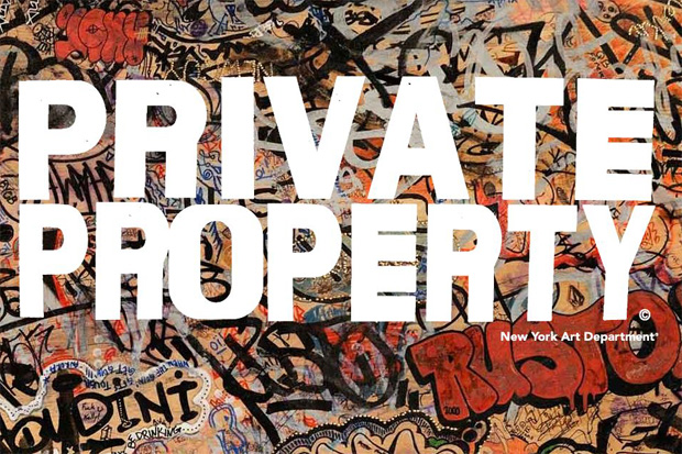 "ALIFE x Uhuru ""PRIVATE PROPERTY"" Microsite Launch"