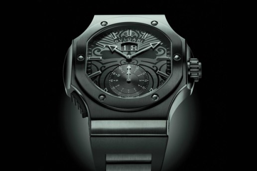 All Blacks x Bulgari Endurer Chronosprint