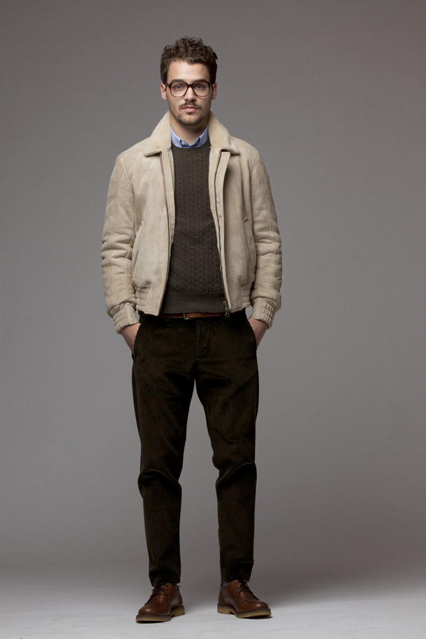 AMI 2011 Fall/Winter Collection Lookbook
