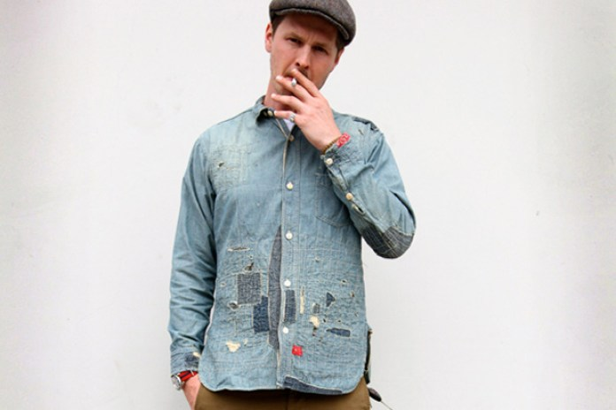 ANACHRONORM Boros Chambray Shirt