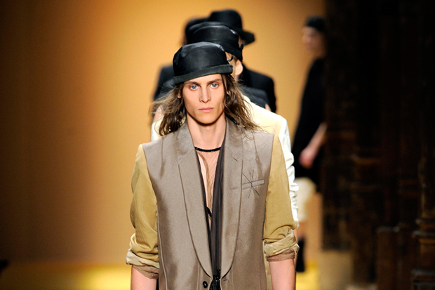 Ann Demeulemeester 2012 Spring/Summer Collection