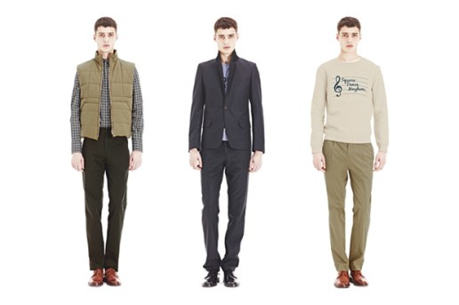 A.P.C. 2011 Fall/Winter Pre-Collection