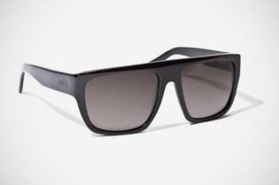 """Ashbury Crenshaw """"Bryan Herman Black"""" Sunglasses"""