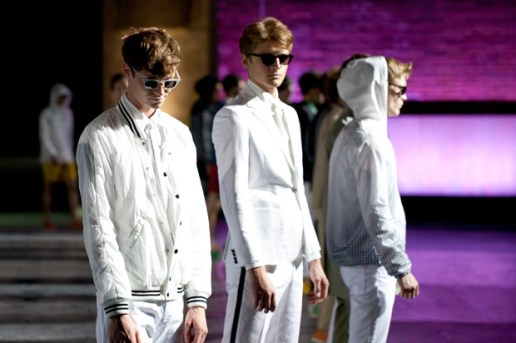 Band of Outsiders 2012 Spring/Summer Collection Presentation