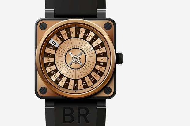 Bell & Ross BR 01 Casino