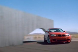 """BMW 1 Series M Coupe """"Walls"""" Commercial"""