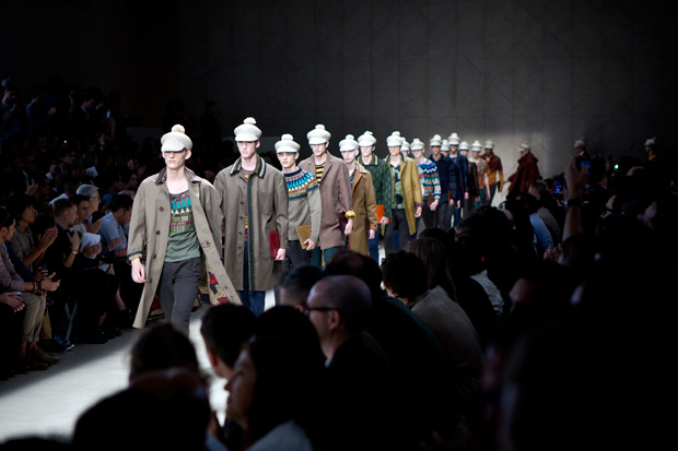 Burberry Prorsum 2012 Spring/Summer Collection