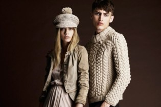 Burberry Prorsum Pre-Spring 2012 Collection