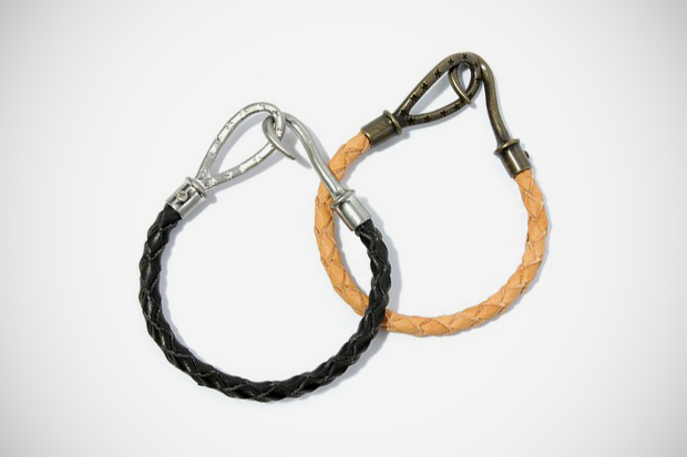 buttero leather bracelet