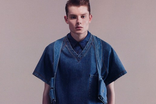 Casa BRUTUS: New Denim Layers Design x Indigo Editorial