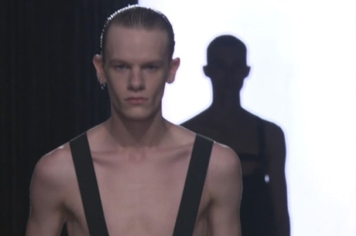 Damir Doma 2012 Spring/Summer Runway Video