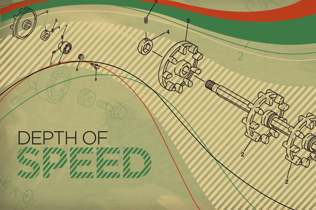 Depth of Speed Trailer
