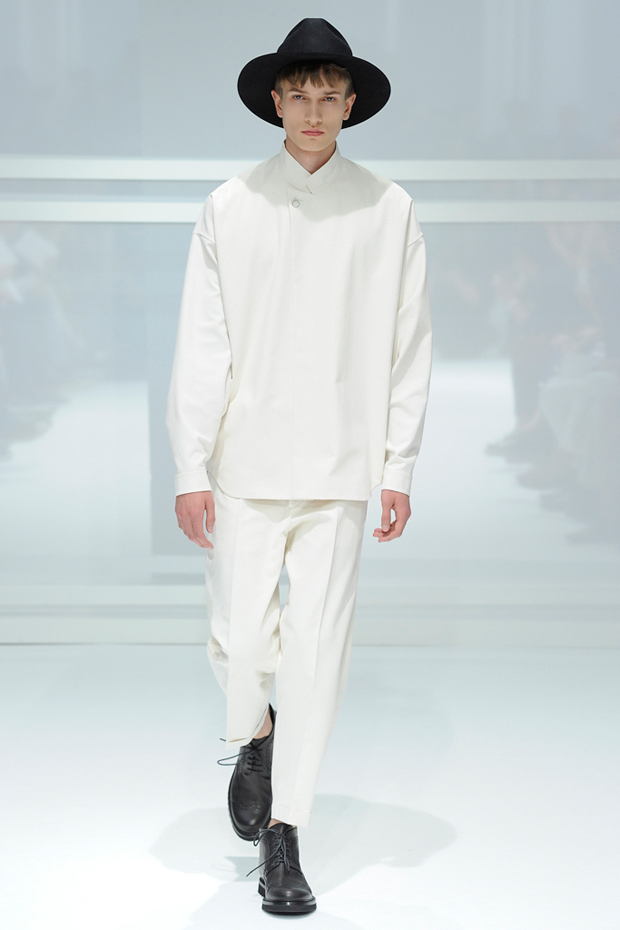 dior homme 2012 springsummer collection