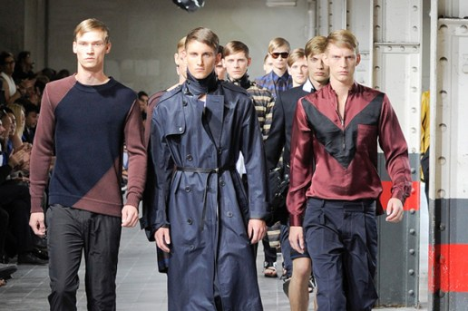 Dries Van Noten 2012 Spring/Summer Collection