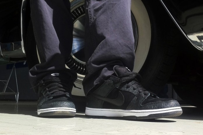"Entourage x Nike SB ""Lights Out"" Premium Dunk Low"