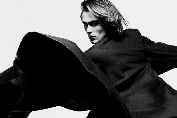 Fashionisto Print: Dior Homme 2011 Spring/Summer Editorial