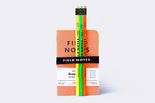 Field Notes Neon Ice Pops Pack