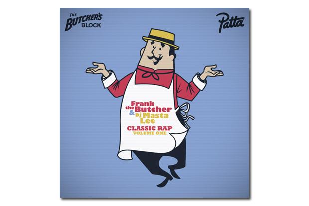 frank the butcher dj masta lee classic rap volume 1 mixtape