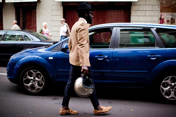 Streetsnaps: Giraffe