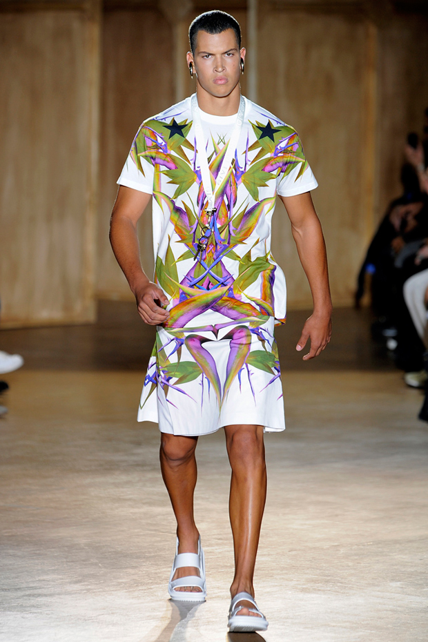 givenchy 2012 springsummer collection