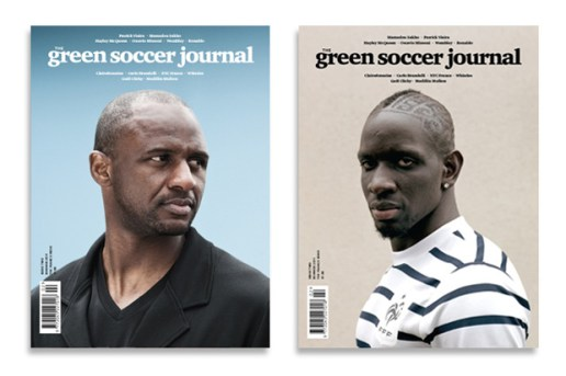 The Green Soccer Journal Summer 2011 Issue