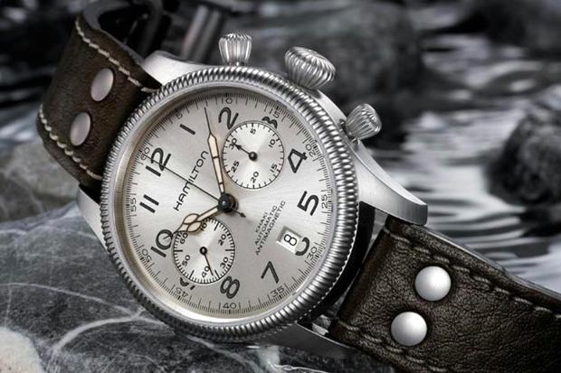 Hamilton Khaki Conservation Auto Chronograph Watch