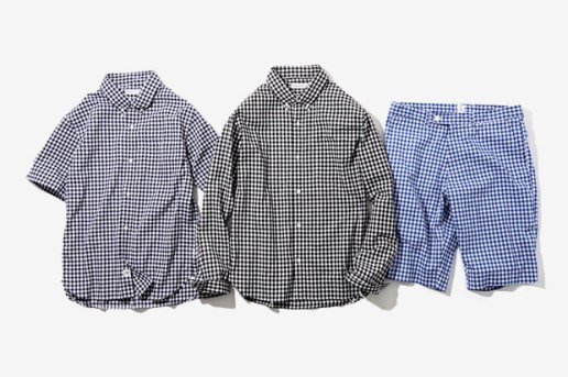 Head Porter Plus 2011 Spring/Summer Gingham Series