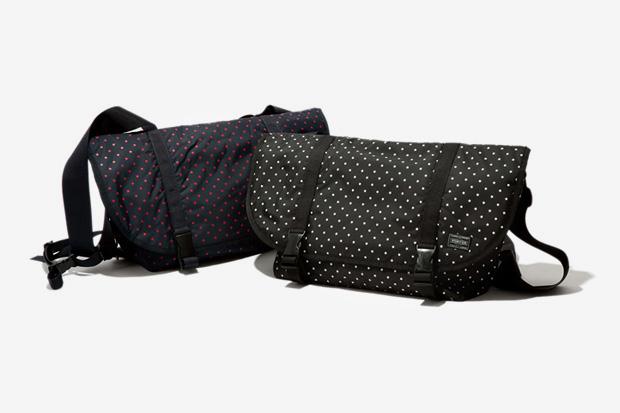 head porter stellar messenger bag