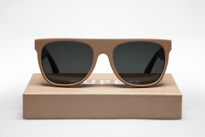 Hilary Tsui for Izzue x SUPER Flat Top Sunglasses
