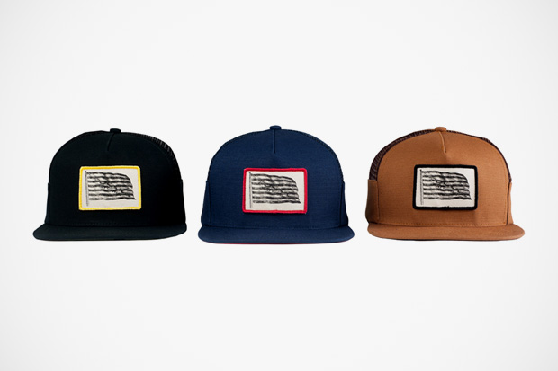HUF 2011 Summer Headwear Collection