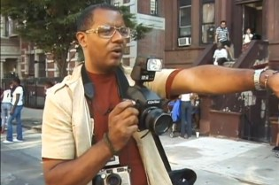 Jamel Shabazz: Street Photographer Trailer by Charlie Ahearn
