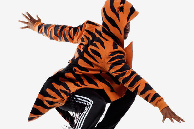 Jeremy Scott x adidas Originals by Originals 2011 Fall/Winter Collection Lookbook