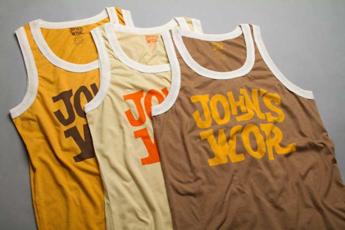 John's x Warriors of Radness 2011 Spring/Summer Collection