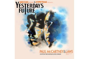 J.U.S.T.I.C.E. League & Hypetrak Present: Laws - Yesterday's Future (A Dedication to Paul McCartney)