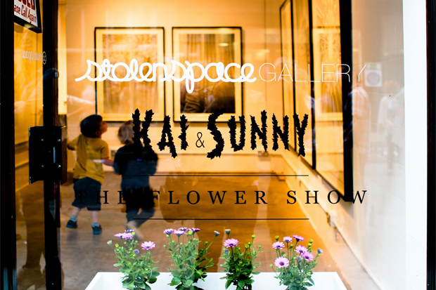 kai and sunny the flower show stolenspace gallery