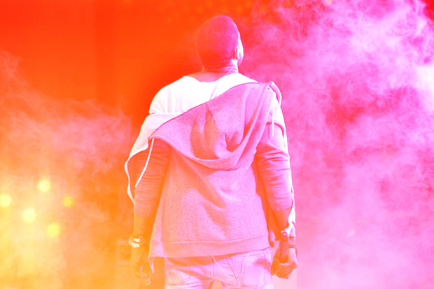 rumor kanye west working on high end fashion label