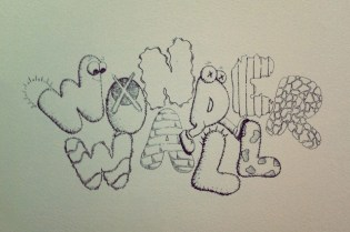 KAWS x Wonderwall