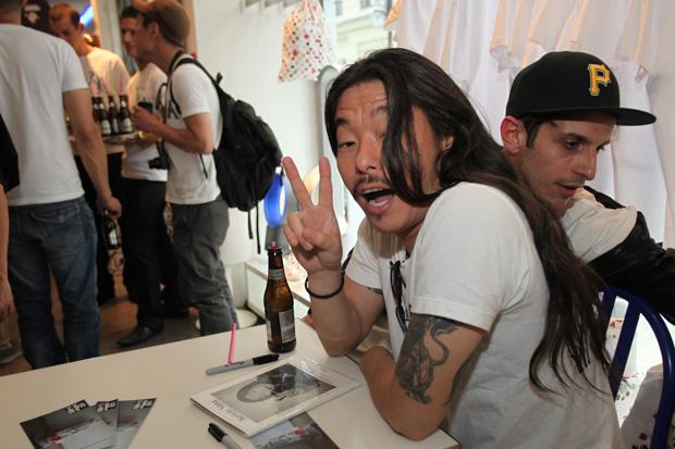 Keiichi Nitta x FORFEX x Sanrio 50th Anniversary Launch Event @ colette Recap