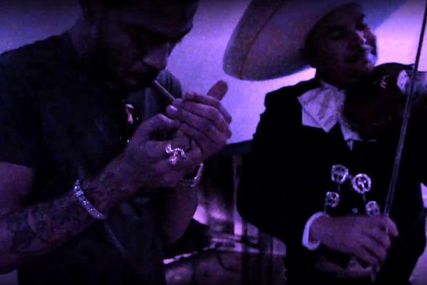 KiD CuDi - Marijuana (Video)
