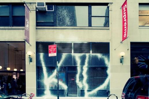 Kidult Vandalizes Supreme NYC Video