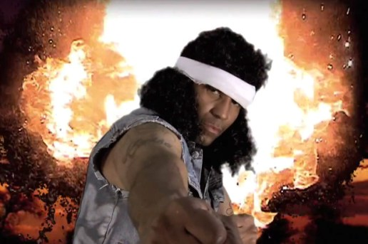 Kool Keith - Bushman (Video)