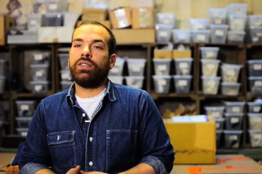 Le Visionnaire: Thomas Giorgetti of Bleu de Paname