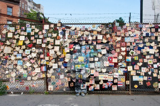 Liu Bolin: Hiding in New York