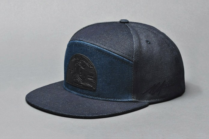 "Ludwig Van and Quintin Co. ""Selvedge X Project"" Cap"
