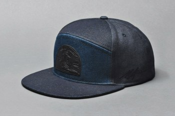 """Ludwig Van and Quintin Co. """"Selvedge X Project"""" Cap"""
