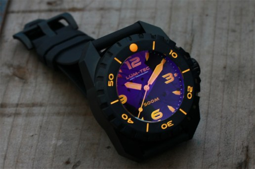 LUM-TEC 500M-3 MDV Watch